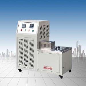 泰安DWC-80/-80℃冲击试样低温槽